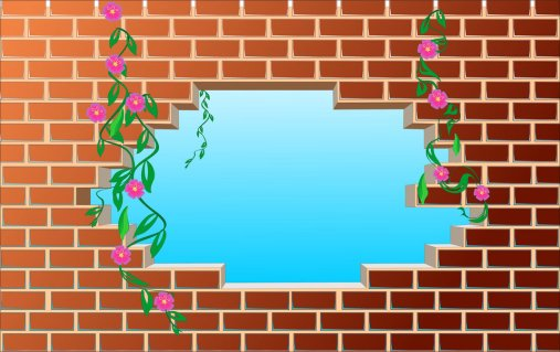 Brick Wall with Hope- Ancestry