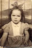 Mom's Billfold - Me at 4yrs